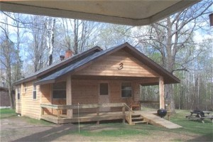 Pet Friendly Cabin on the Chippewa Flowage